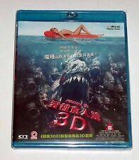 "Elisabeth Shue ""Piranha 3D""  Christopher Lloyd  2D Version Region A Blu-Ray"