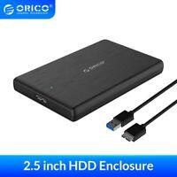 "ORICO 2.5"" SATA USB 3.0 Hard Drive Disk HDD SSD Enclosure External Laptop Case"