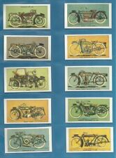 Motor Cars/Bikes Collectable Trade Cards