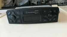 AUTORADIO ORIGINALE MERCEDES - BENZ AUDIO 10 RADIO CASSETTE BE 6019