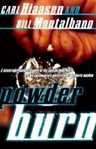 Powder Burn by Carl Hiaasen