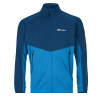 Berghaus Pravitale Mountain Lightweight Mens Jacket Blue - L