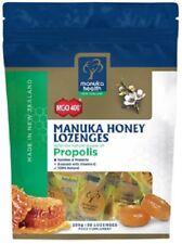 NEW ZEALAND Manuka Honey MGO 400+ & Propolis  Lozenges 250g   100% NATURAL