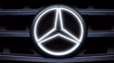 LED Illuminated MIrror Star Emblm For 2015-2017 Mercedes Benz GLC GLE GLS