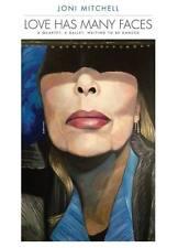 JONI MITCHELL Love Has Many Faces A Quartet A Ballet ... 4 CD Box * 2014 NEW