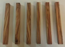 Pack Of 6 Camphor Laurel Pen Blanks