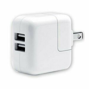COMPREHENSIVE CONNECTIVITY COMPANY CPWR-AU02 DUAL USB WALL CHARGER 2.1A/12W