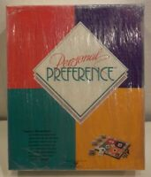 Personal Preference What's Yours? Board Game #95099 Broderbund 100% Compete VGC