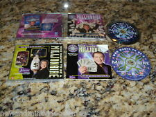 Who Want To Be A Millionaire Plus Second Edition (PC, 2000) Games