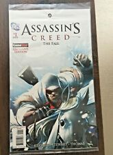 Assassin's Creed The Fall #1 GameStop Exclusive Edition Video Game Comic SEALED