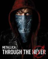 Metallica Through the Never (DVD, 2014, 2-Disc Set)