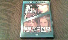 dvd 2 films black rainbow + beyond the city limits