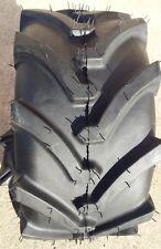 2 - 18X8.50-10 4P OTR Lawn Trac Tires Lug R-1 R1 PAIR AG 18x8.5-10