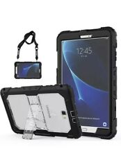 Galaxy Tablet Case. For Galaxy Tablet A 10.1 2016 Only. In Black/Grey.