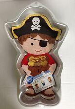 Discontinued Wilton Little Pirate Cake Pan 2105-2078