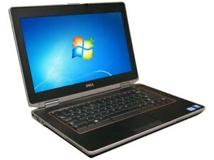 DELL LATITUDE E6420, 14'' LAPTOP, WIN7 PRO, i5-2.50GHz, 12GB DDR3, 120GB SSD