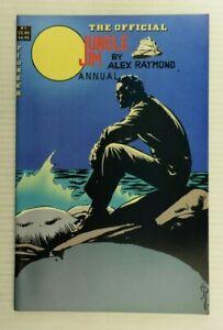 The Official Jungle Jim Annual #1 Alex Raymond Nice Copy K1