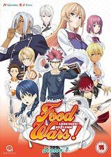 Food Wars! Complete Season 1 (Episodes 1-24) (DVD)
