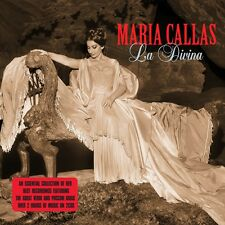 Maria Callas - La Divina - Essential Collection - Best Of / Greatest Hits 2CD