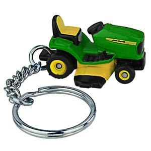 Ertl John Deere Lawn Mower Key Chain
