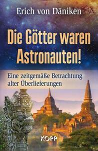 Die Götter waren Astronauten von Erich von Däniken (2015, Gebundene Ausgabe)