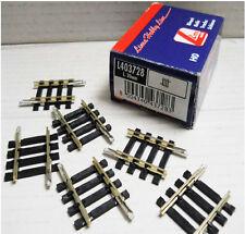 BINARIO DRITTO HO 1:87 30 mm RAIL MODELLISMO FERROVIARI LIMA HOBBY L403728 119CA