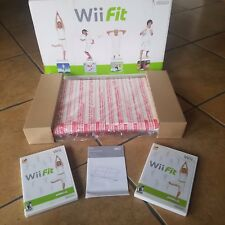 Wii Fit Plus With Balance Board with 2 Games & Balance Board in Original Box