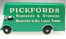 MATCHBOX No 46 - Pickford Removal Van - green - Lesney Regular Wheels -Model Car
