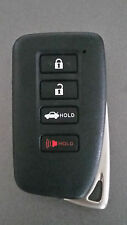 1 OEM SHELL CASE OEM LEXUS SMART KEY-LES REMOTE FOB REPLACEMENT HYQ14FBA
