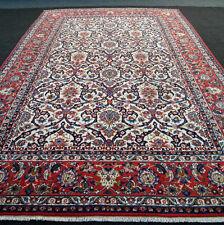 Alter Orient Teppich 333 x 223 cm Floral Perserteppich Beige Carpet Rug Tappeto