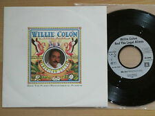 "7"" WILLIE COLON - ME VOY / VIDA NOCTURNA - MESSIDOR"