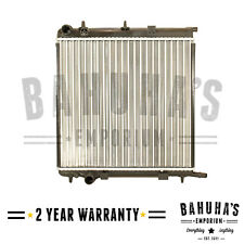 RADIATOR FOR CITROEN C2, C3, C3 PLURIEL 2002-2018 / PEUGEOT 207, 1007 2005-2018