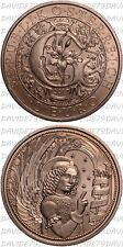 MONETE EURO AUSTRIA 2017 - 10 EURO DI RAME  - GABRIELE - L'ANGELO CUSTODE
