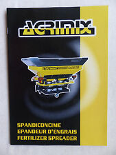 CEA Italia-AGRIMIX dr2x spandiconcime-prospetto brochure (0879