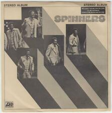 THE SPINNERS - THE SPINNERS (ATLANTIC EP 216) KILLER JUKE BOX EP WITH STRIPS!!!