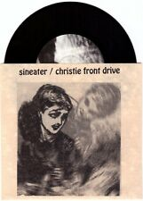"""Christie Front Drive/Sineater """"split"""" 7"""" OOP Mineral Braid Hot Water Music"""