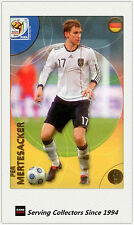 2010 Panini World Cup Soccer Trading Card Common No74 Per Mertesacker (Deutsch.)