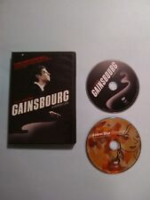 Gainsbourg - A Heroic Life (DVD, 2012, 2 Disc Set)