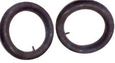 2) 16X2.1/2.125 FRONT WHEEL TIRE INNER TUBE RAZOR MX500 MX650 ELECTRIC DIRT BIKE