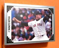 50) ROGER CLEMENS Boston Red Sox 1991 Leaf Baseball Card LOT