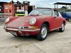 1966 Porsche 912 Coupe 1966 Polo Red 912 Coupe!  Matching numbers