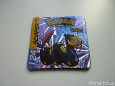 Magnet Staks Pokémon Advanced / 124 Seviper / Panini 2003 [ Neuf ]