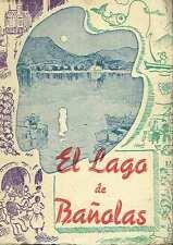 El lago de Bañolas. Antonio María Rigau.