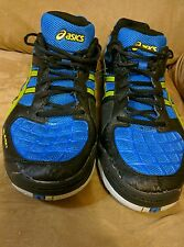 MENS ASICS GEL BLADE 4 squash racquetball badminton indoor court size 13