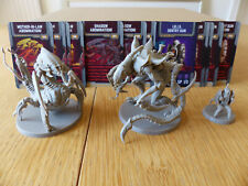 Zombicide Invader Shadow Abomination, Mother-In-Law Abomination, IRIS Sentry Gun