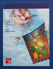 CANADA (#1811) 1999 Kites MNH booklet