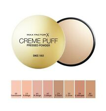 Max Factor Creme Puff Poudre Compact 50 Naturel