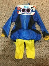 NWT Disney Store Finding Dory Costume for Kids Size 4