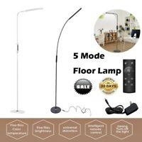 Adjustable LED Floor Lamp Light Standing Reading Home Office Dimmable 5 Mode New