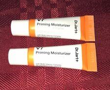 2X Dr Jart+ V7 PRIMING MOISTURIZER Cream 0.16oz/5ml Each= .32oz/10ml Total New